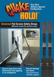 Flat Screen Safety Straps (Universal)