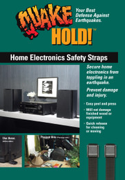 Home Electronics Safety Straps