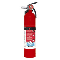 Home Fire Extinguisher - Rechargeable (1-A:10-B:C)