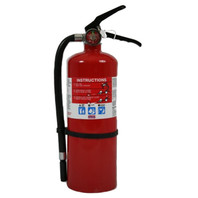 First Alert Commercial Fire Extinguisher - Rechargeable (4-A:60-B:C)