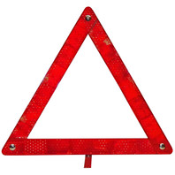Reflective Emergency Triangle (Collapsible)