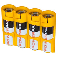 Storacell Battery Caddy (AA x4)