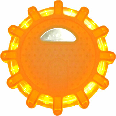 Emergency LED Flasher Flare (On)
