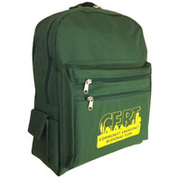 CERT Backpack (Standard) - Angle