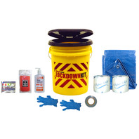Classroom Lockdown Sanitation Kit - Contents