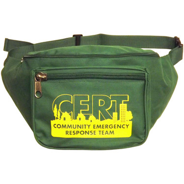 CERT Fanny Pack - Large (Front View)