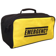"Compact ""EMERGENCY"" Utility Bag - Front"