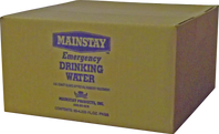 Mainstay Emergency Drinking Water - Case of 60 Pouches