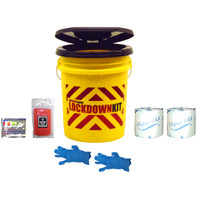 Classroom Lockdown Toilet Kit - Contents