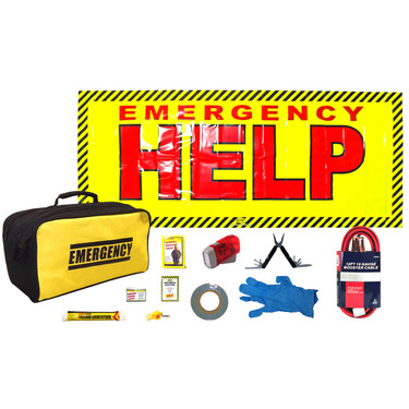 The Roadside Emergency Kit (Basic) - Contents