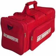 """BABY EMERGENCY KIT"" Heavy Duty Duffel Bag - Angle"