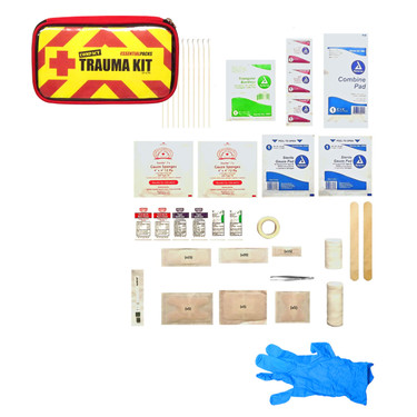 Compact Trauma Kit - Contents