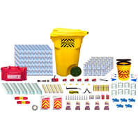 Office Emergency Kit (50 Person) - Contents