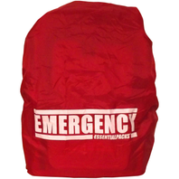 Waterproof Rain Cover for FLEX2 Backpack (Red)