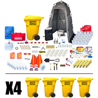 Office Pro Emergency Kit (100 Person)