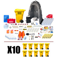 Office Pro Emergency Kit (250 Person)
