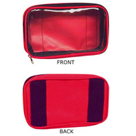 Small Removable Pouch for FLEX2 Backpack - Red