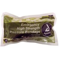 "Emergency High Strength Pressure Bandage (6"") - Package"