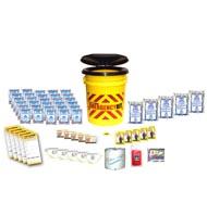 Basic Bucket Emergency Kit (5 Person)