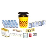 Basic Bucket Emergency Kit (5 Person)