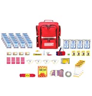 The Home Pack Emergency Kit (5 Person) - Contents