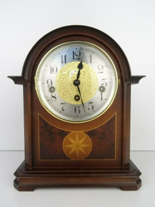 GERMAN ANTIQUE CLOCK HERMLE WESTMINSTER VINTAGE WALL CLOCK