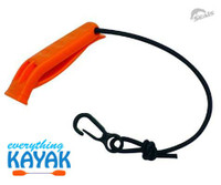 Safety Whistle- With Lanyard