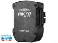 Micro Anchor Battery Pack and Charger at Everything Kayak