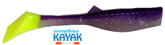 Vortex Shad Purple Haze | Everything Kayak