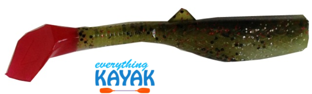 Vortex Shad Blazin Hornet | Everything Kayak