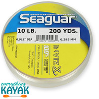 Seaguar INVIZX FluoroCarbon Fishing Line | Everything Kayak