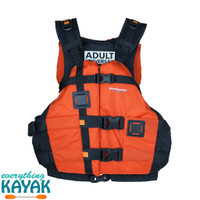 Stohlquist Canyon PFD Front | Everything Kayak