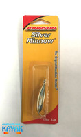 Johnson Silver Minnow, 1/8 oz | Everything Kayak