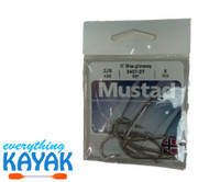 O'Shaughnessy Hooks - 2/0 Tin | Everything Kayak