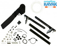 XL Rudder Kit for Solo Kayaks