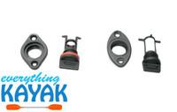 Yak-Gear Universal Drain Plugs, wide and fine thread