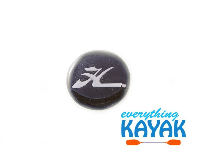 H Logo Dome Decal for Large Handle | Everything Kayak