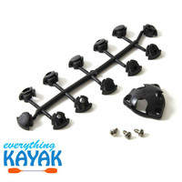 Hobie Thru Hull 3 Way Plug Kit | Everything Kayak