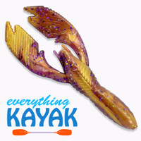 Matrix Craw Soft Plastic - Chinese Bandit | Everything Kayak & Bicycles