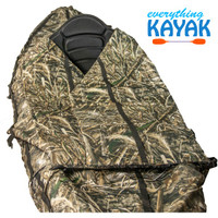 YakGear Ambush Camo Kayak Cover & Hunting Blind | Everything Kayak