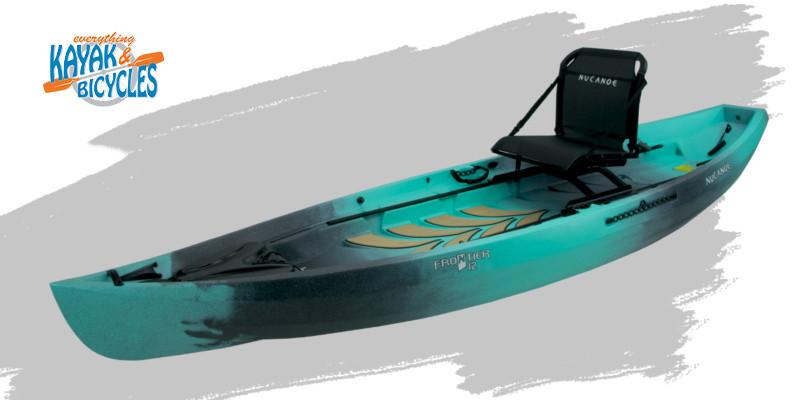 2020 Frontier 12- Gulf Coast w/ 360 FUSHION Seat