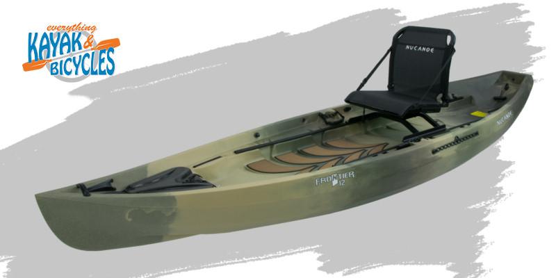 2020 Frontier 12- Army Camo w/ 360 FUSHION Seat