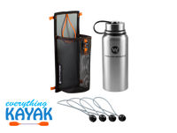 Wilderness Systems Mesh Storage Sleeve & Water Bottle Kit | Everything Kayak