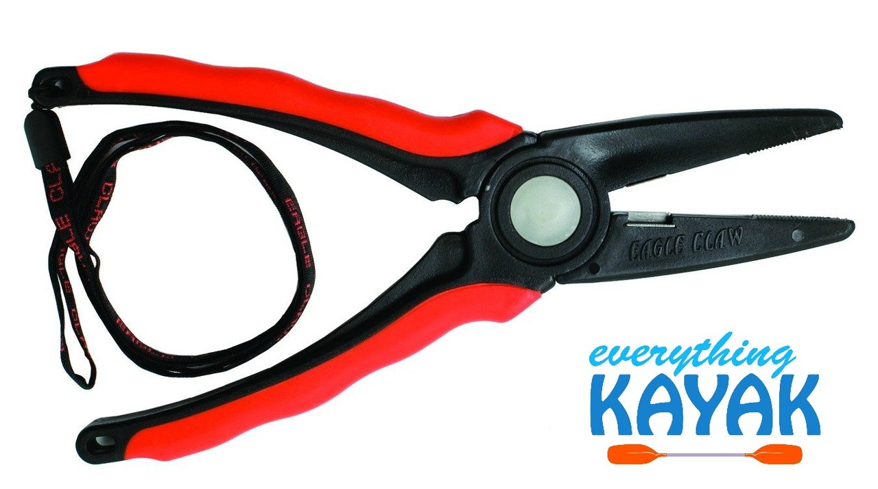 Eagle Claw Floating Pliers | Everything Kayak