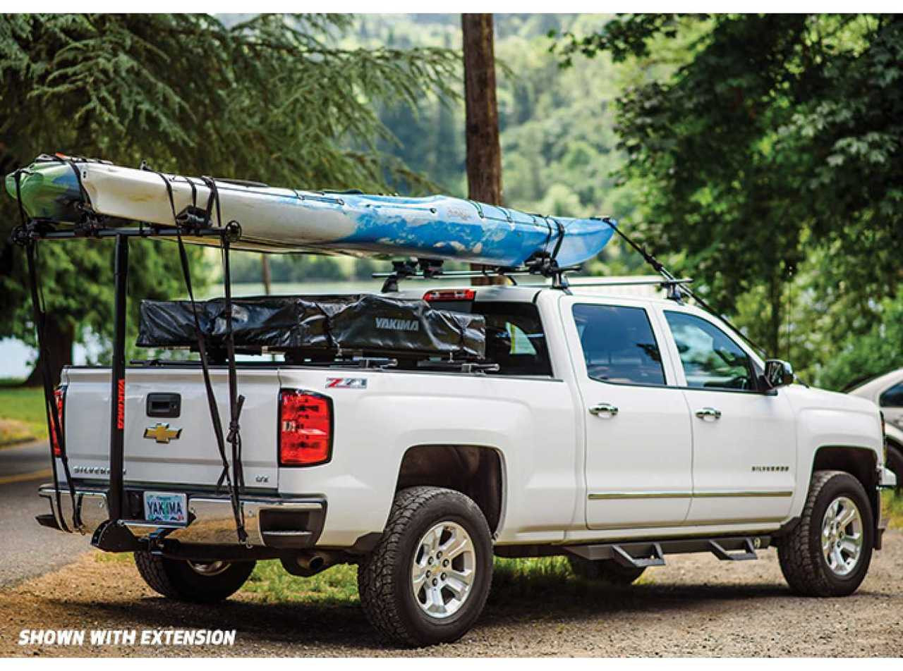 Yakima Longarm Bed Extender | Everything Kayak
