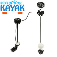 Lowrence Kayak Scupper Transducer Mount | Everything Kayak