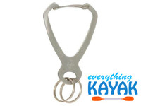 Chums Vortex Utility Keychain | Everything Kayak