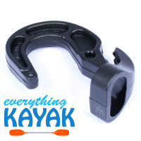 Hobie Adjustable Shock Cord Hook 3/8"