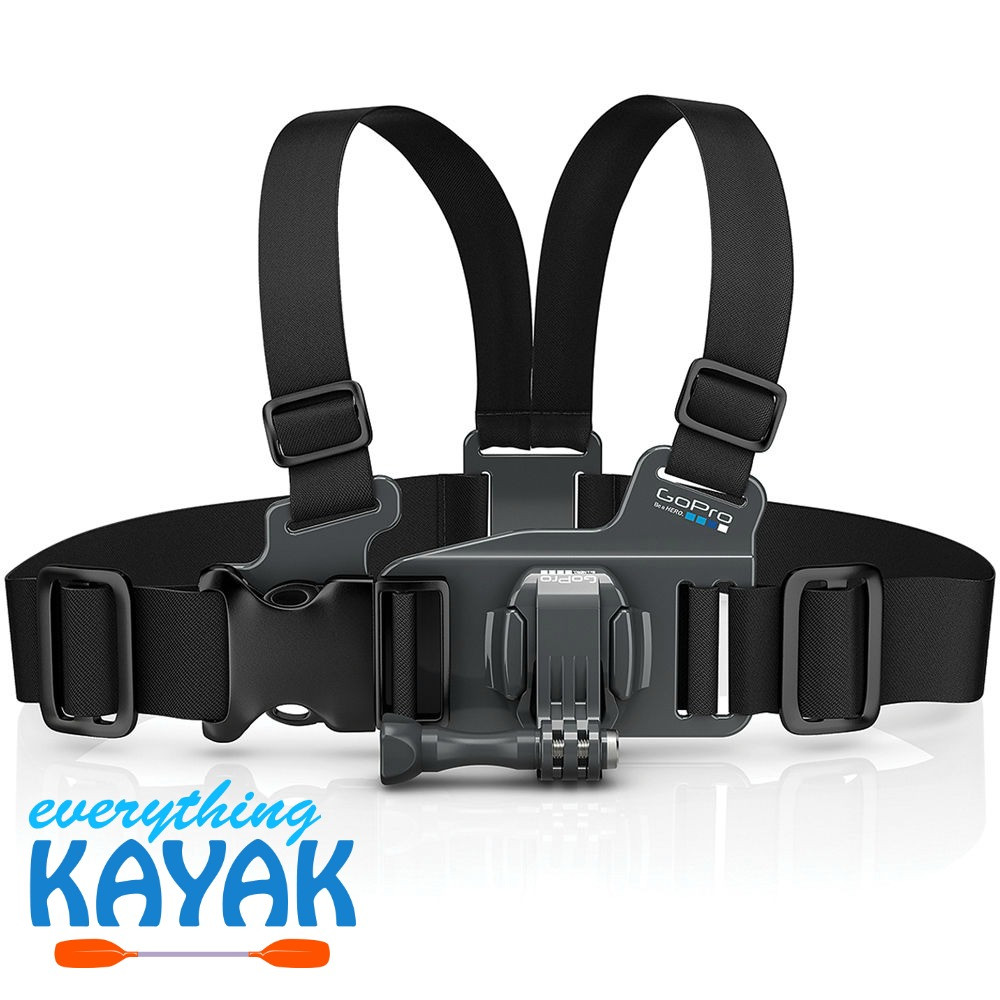 GoPro Junior Chesty Harness | Everything Kayak