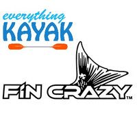 Fin Crazy Decal